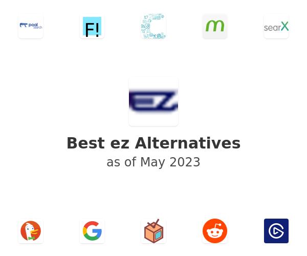 Best ez Alternatives