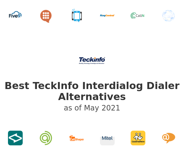 Best TeckInfo Interdialog Dialer Alternatives