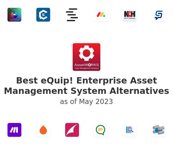 Best eQuip! Enterprise Asset Management System Alternatives