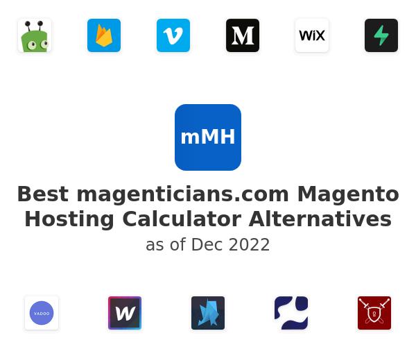 Best Magento Hosting Calculator Alternatives