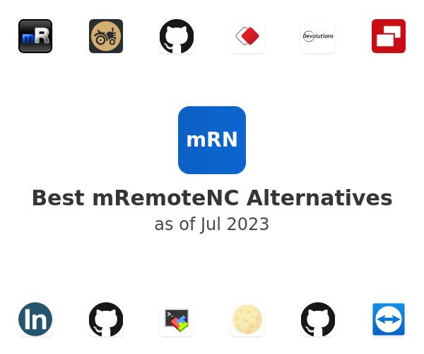 Best mRemoteNC Alternatives