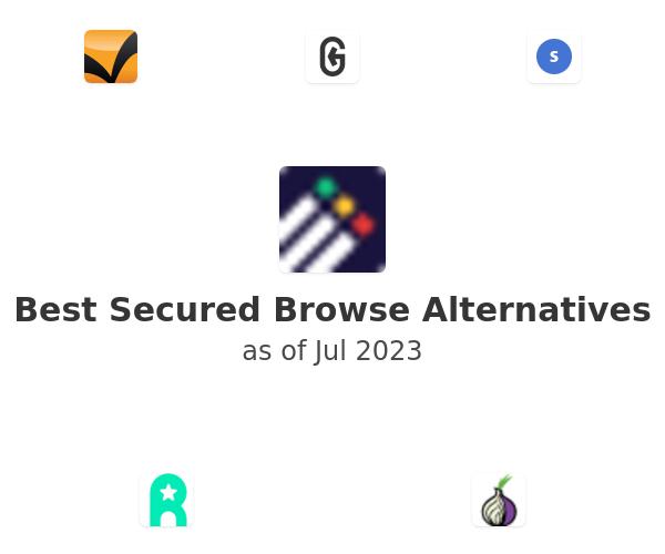 Best Secured Browse Alternatives