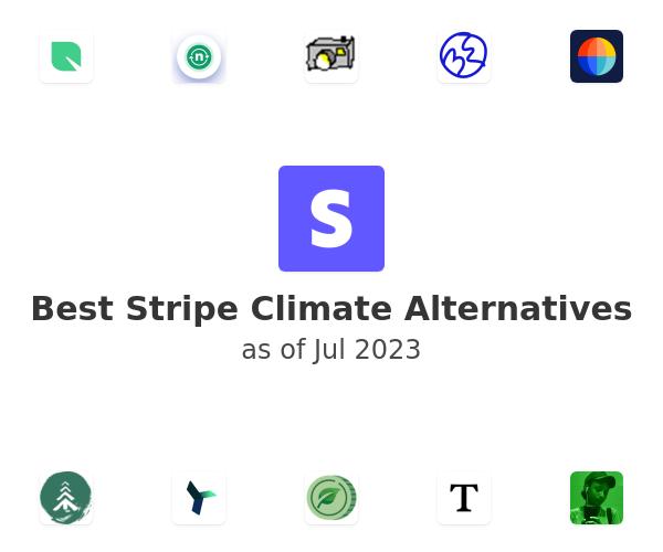 Best Stripe Climate Alternatives