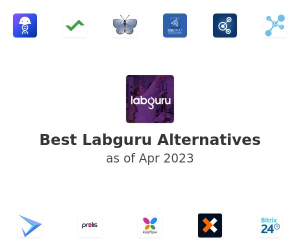 Best Labguru Alternatives