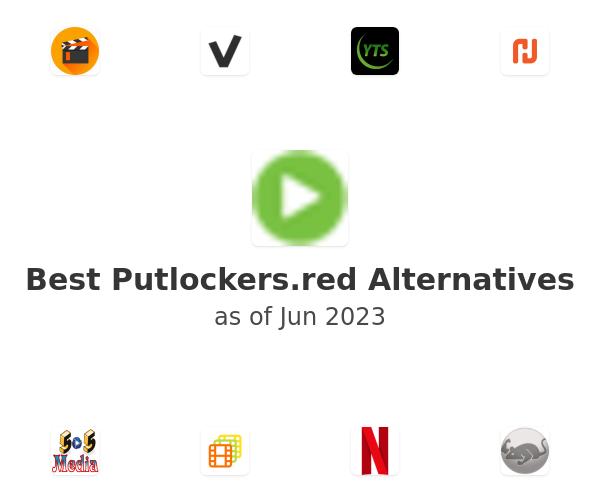 Best Putlockers.red Alternatives
