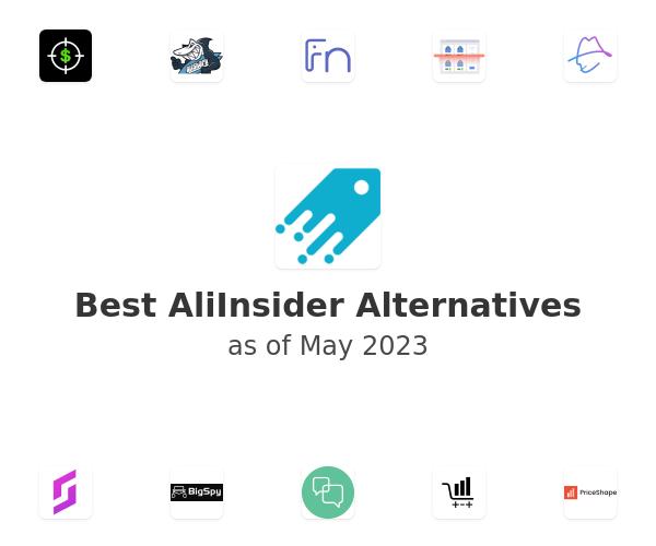 Best AliInsider Alternatives