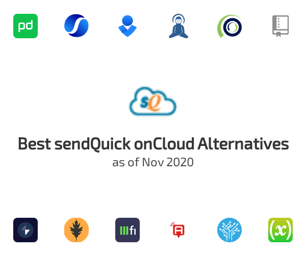 Best sendQuick onCloud Alternatives
