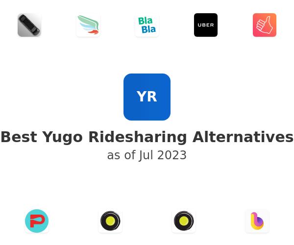 Best Yugo Ridesharing Alternatives