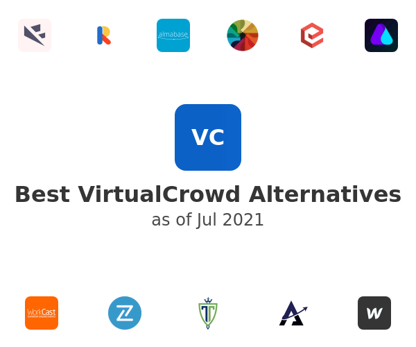 Best VirtualCrowd Alternatives