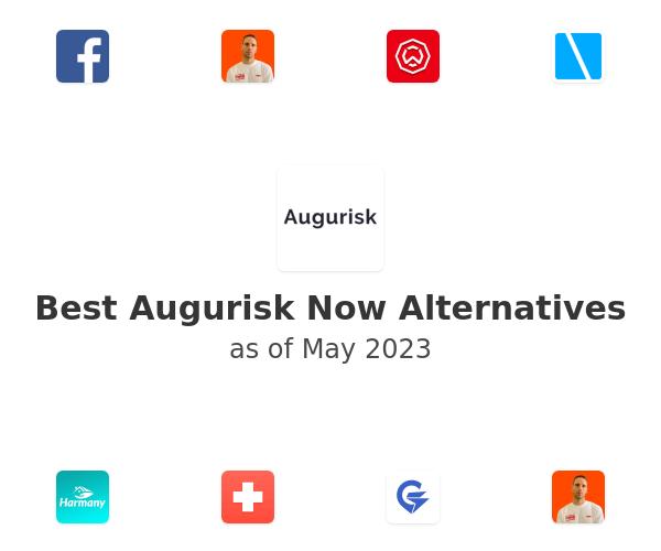 Best Augurisk Now Alternatives