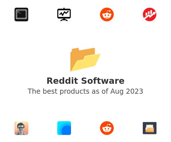 Reddit Software
