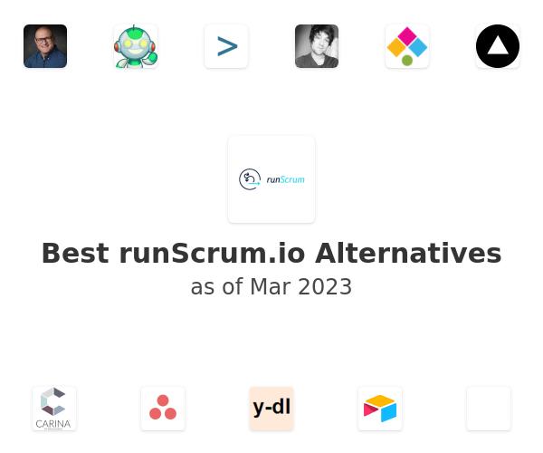 Best runScrum.io Alternatives