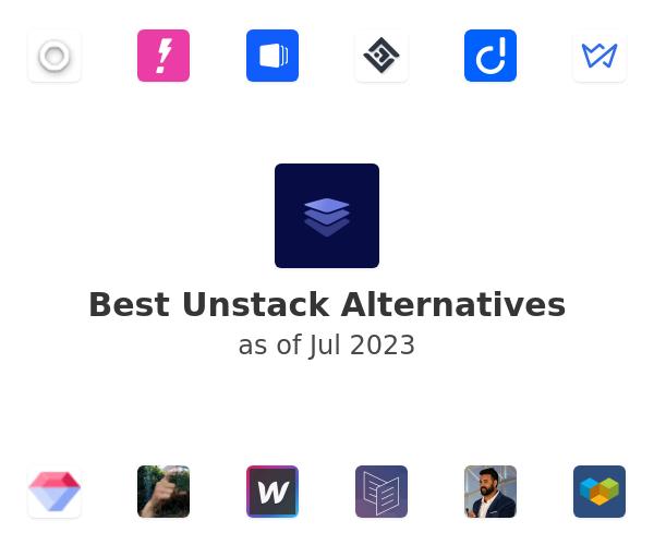 Best Unstack Alternatives