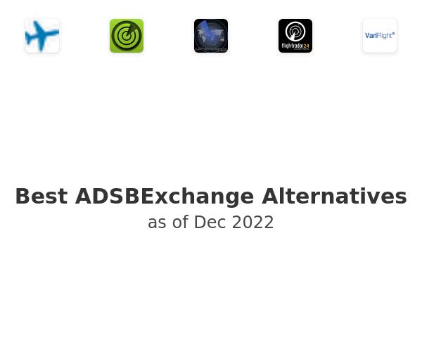 Best ADSBExchange Alternatives