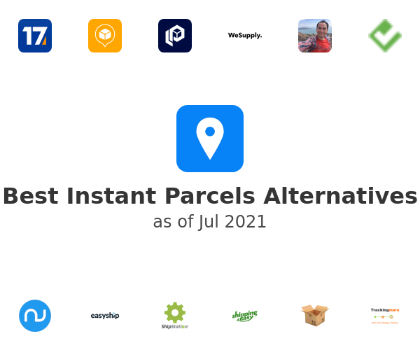 Best Instant Parcels Alternatives
