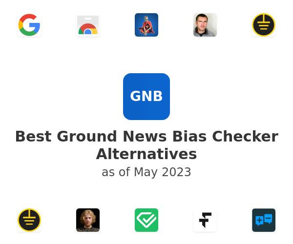 Best Ground News Bias Checker Alternatives