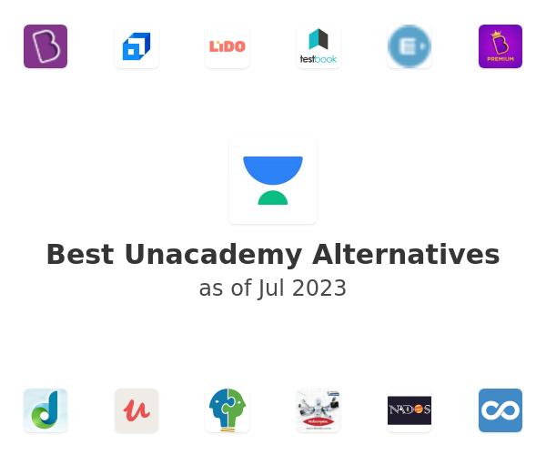 Best Unacademy Alternatives