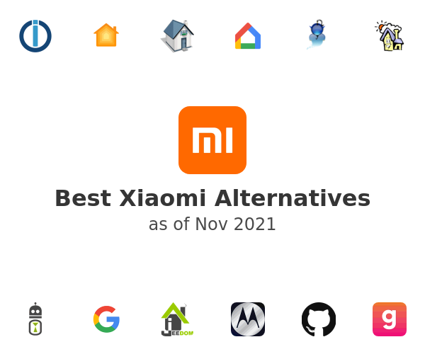 Best Xiaomi Alternatives