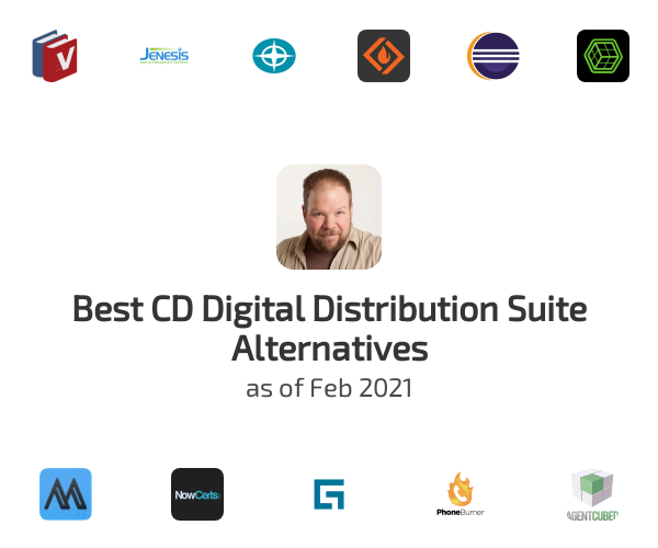 Best CD Digital Distribution Suite Alternatives