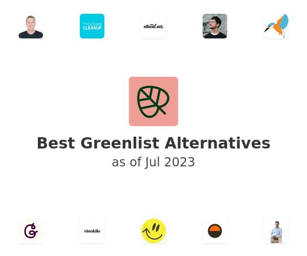 Best Greenlist Alternatives