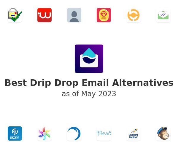 Best Drip Drop Email Alternatives