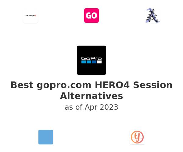Best HERO4 Session Alternatives