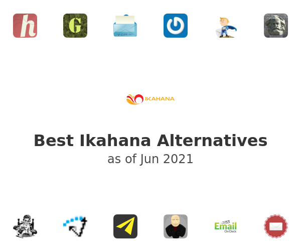 Best Ikahana Alternatives