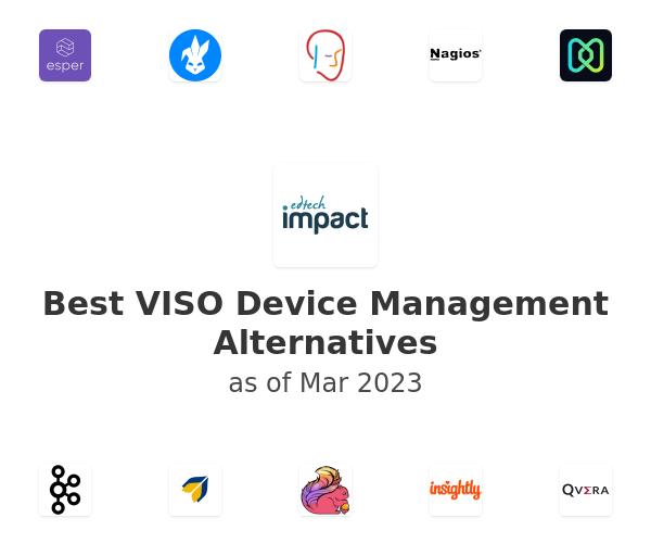 Best VISO Device Management Alternatives