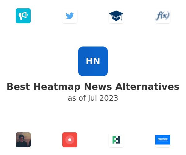 Best Heatmap News Alternatives