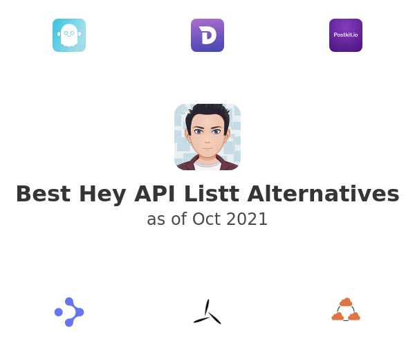 Best Hey API Listt Alternatives