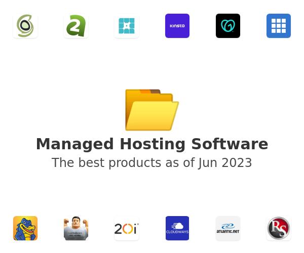 Managed Hosting Software