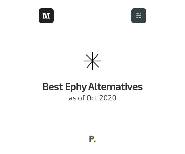 Best Ephy Alternatives