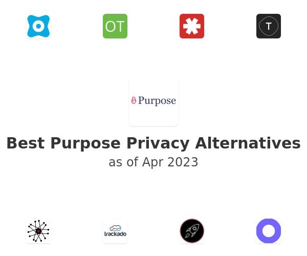 Best Purpose Privacy Alternatives