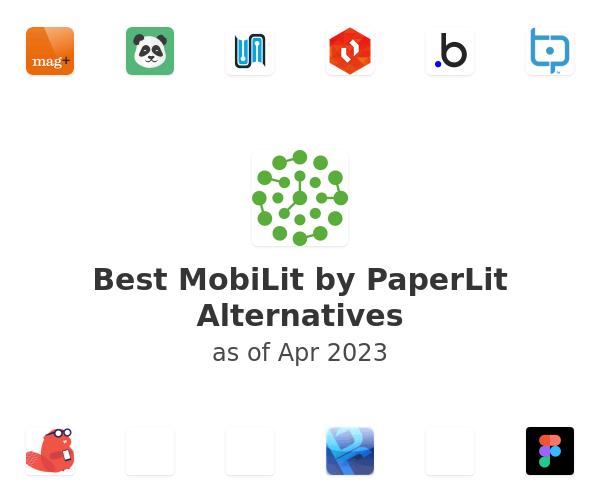 Best MobiLit by PaperLit Alternatives