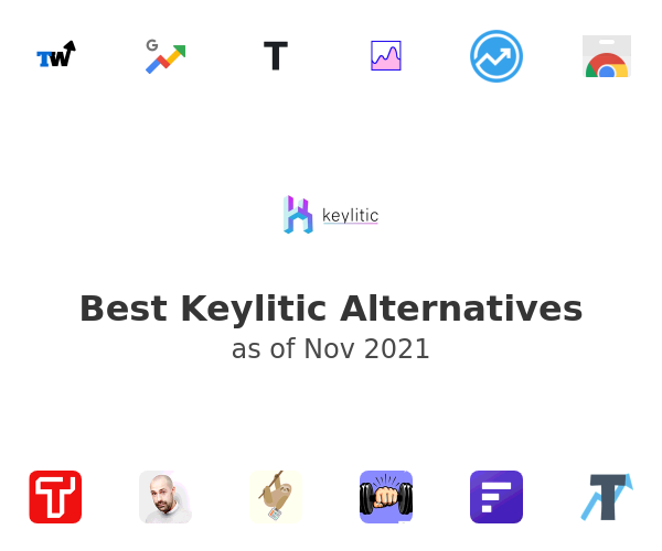 Best Keylitic Alternatives