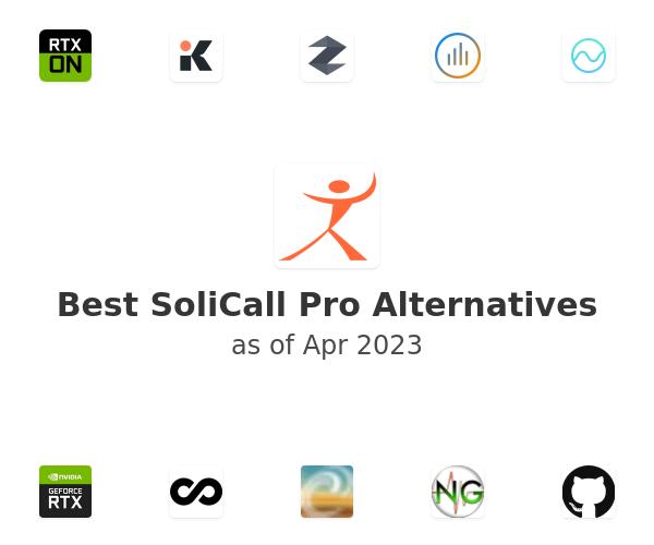 Best SoliCall Pro Alternatives