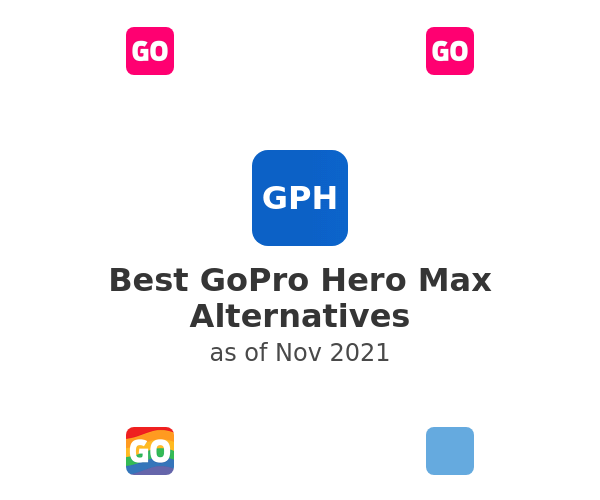 Best GoPro Hero Max Alternatives