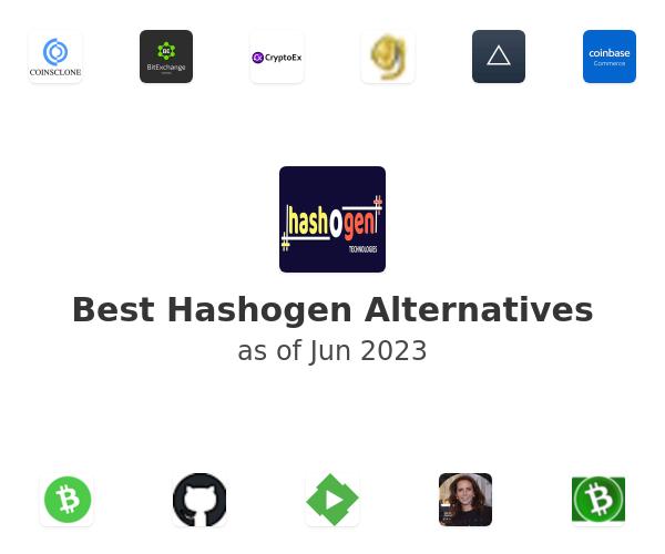 Best Hashogen Alternatives