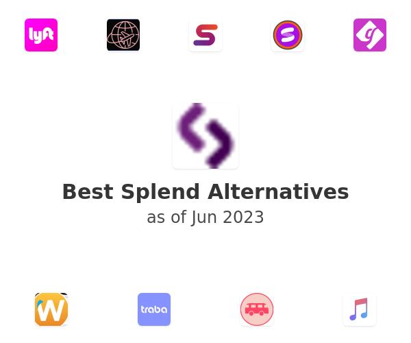 Best Splend Alternatives