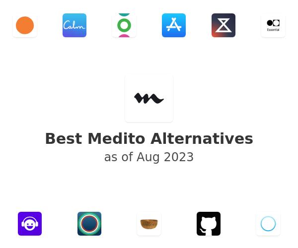 Best Medito Alternatives