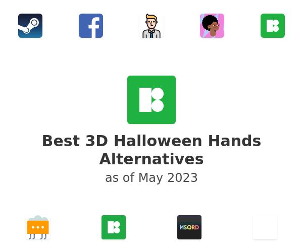 Best 3D Halloween Hands Alternatives