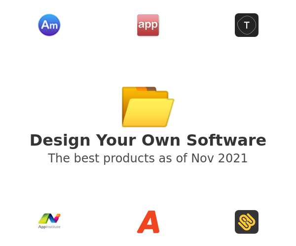 Design Your Own Software