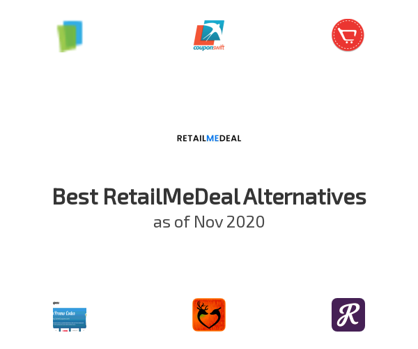 Best RetailMeDeal Alternatives