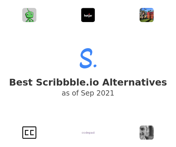 Best Scribbble.io Alternatives