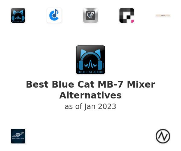 Best Blue Cat MB-7 Mixer Alternatives
