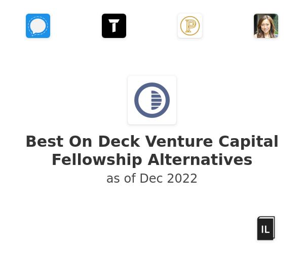 Best On Deck Venture Capital Fellowship Alternatives