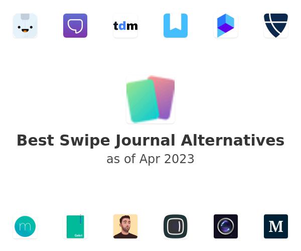 Best Swipe Journal Alternatives