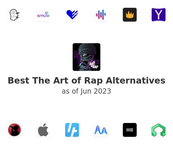 Best The Art of Rap Alternatives