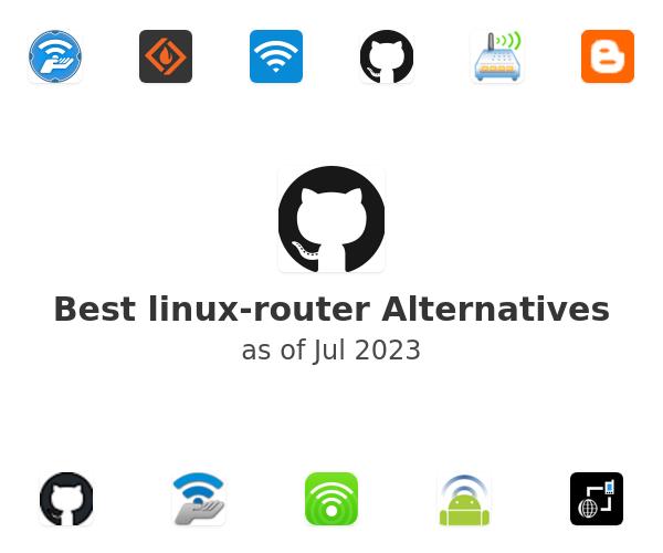 Best linux-router Alternatives