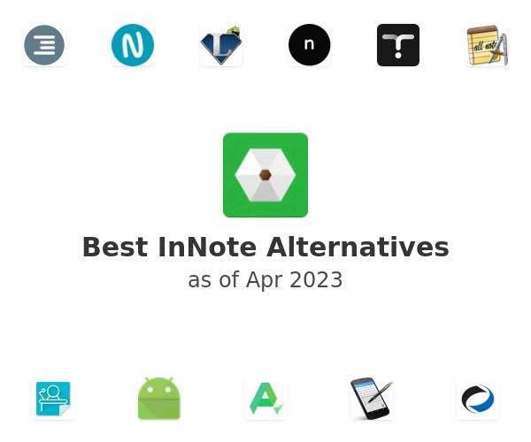 Best InNote Alternatives